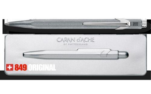 New in box. Swiss made Stylo Pen Boligrafo Caran D/'ache  849 Popline penna