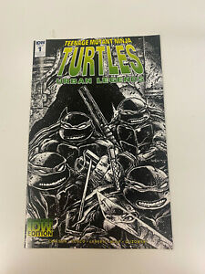 IDW-TMNT-URBAN-LEGENDS-ISSUE-1-NM-CONDITION-SDCC-2018-EASTMAN-CONV-COVER