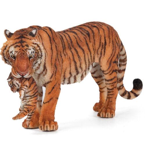 Papo Tigress con Cub