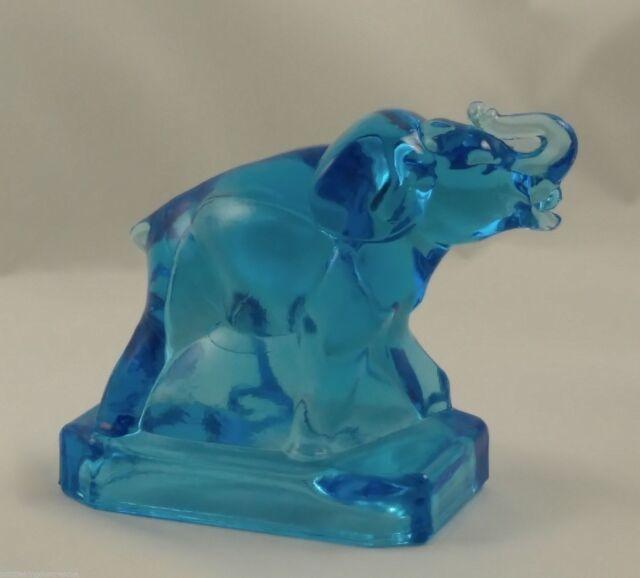 ALICE BLUE Boyd Glass ZACK THE ELEPHANT 4-18-83