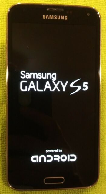 Exc Cond. Samsung Galaxy S5 SMG900 Factory unlocked ATT, TMobile, Metro, GLOBAL