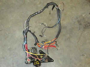 Mercruiser-3-0-Engine-wire-harness-w-bracket-98422A4