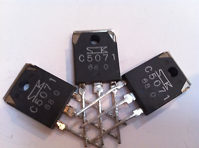 MJE5731A  High Voltage PNP Silicon  Power Transistors BY MOTOROLA LOT OF 20