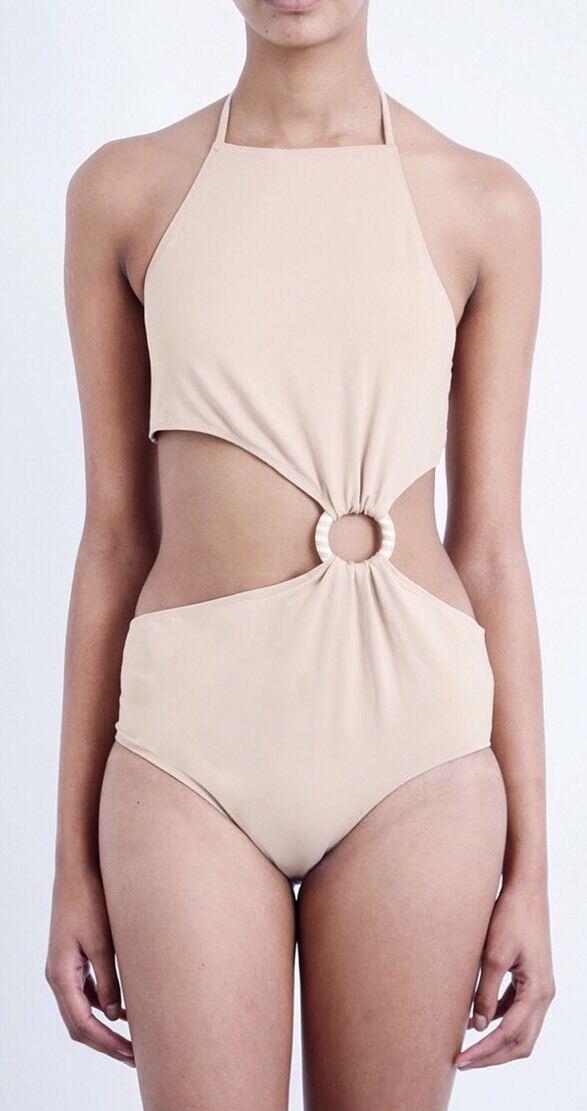 MARYSIA Balboa Maillot Swimsuit Size M RRP