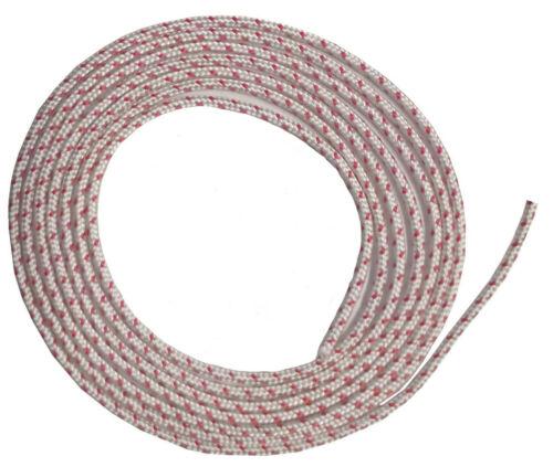 Starterseil Anwerfseil Zugseil Rasenmäher 10m Ø 3,5mm 220 kg belastbar