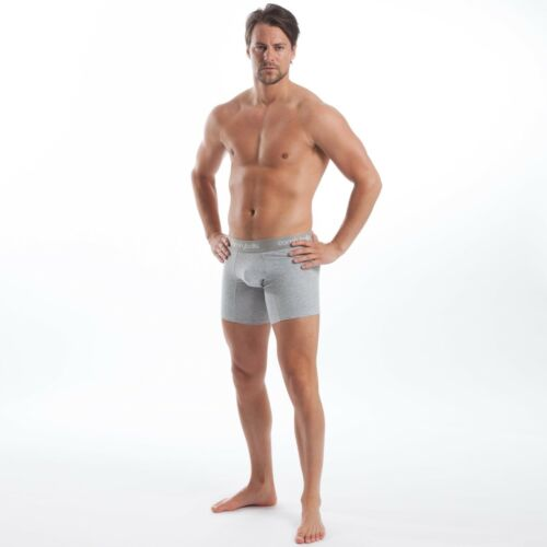 Comfyballs Legno Lungo Boxer fitness in esecuzione pantaloni biancheria intima Athletic