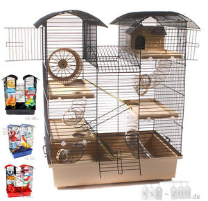 cage rongeur a hamster souris rat petit animal tuyau. Black Bedroom Furniture Sets. Home Design Ideas
