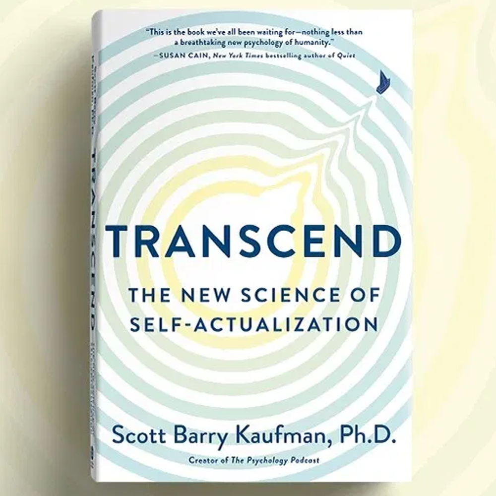 Transcend: The New Science of Self-Actualization - Scott Barry Kaufman eB.00k 1