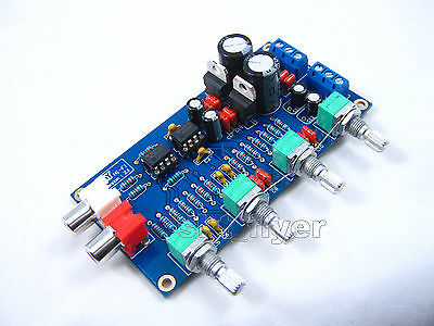 NE5532 volume control board kit pre-amp DIY KIt