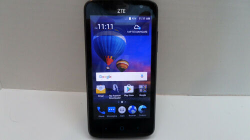 ZTE Android 6.0.1 Smartphone Z798BL - Works!