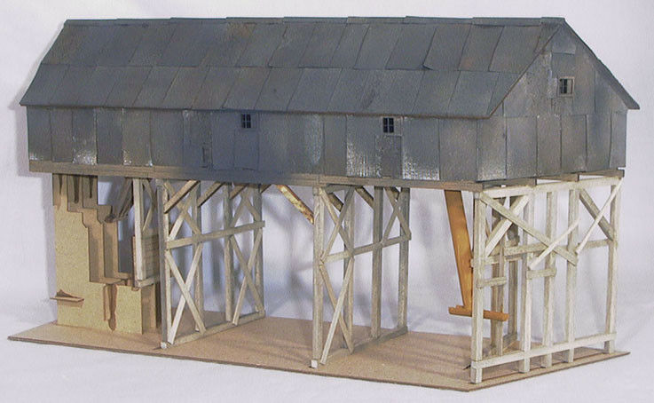 HO Scale HOn3 BANTA MODELWORKS  bmw118 Ophir Tram House kit