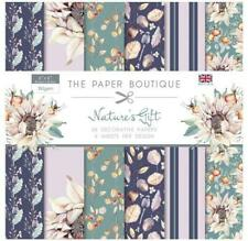 """THE PAPER BOUTIQUE Decorative Papers FOR HER 36 Sheets  6 Designs 6/"""" PB1084"""