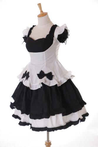 Nikki Nero Cameriera Gothic 669 Lolita Set Costume Jl Cosplay Da Vestito Love RfxgZwU
