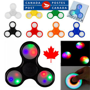 LED-Fidget-Spinner-with-Lights-EDC-Stress-Relief-Focus-Hand-Finger-Toy-Kids