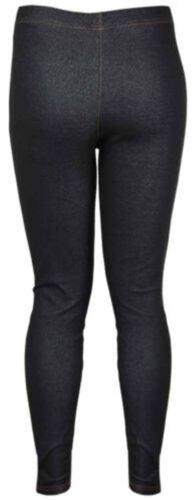 Nouvelles dames Plus Size Denim stretch Jegging Skinny Jeans Equipée  42-56