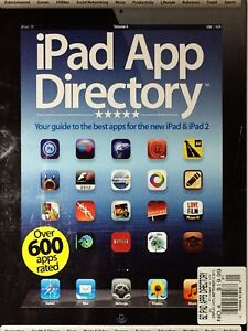Ipad App Directory Magazine Issue 2012 Issue No 4 Printed In Uk Ebay