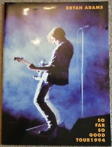 Bryan-Adams-So-Far-So-Good-Tour-1994-programme