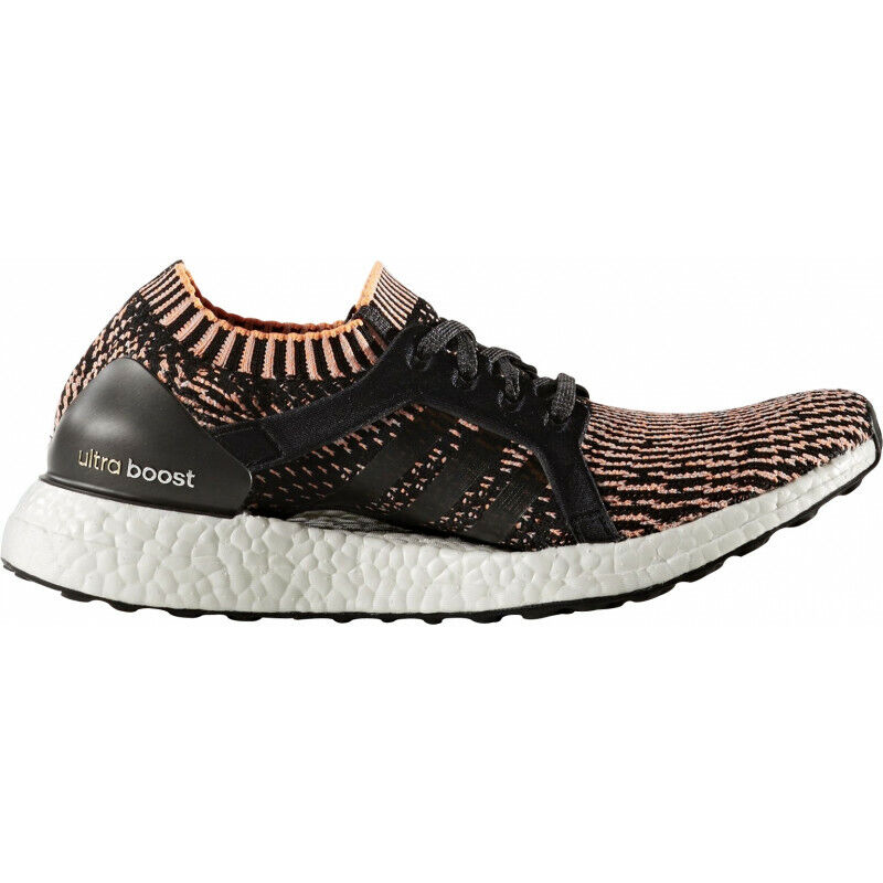 Womens Adidas Ultra Boost X Women's Running Runners Sneakers Casual shoes orange