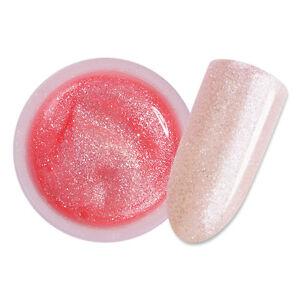 5ml-Holographisch-Glitzer-Soak-Off-Gellack-Manikuere-Nail-Art-Nagellack-Rose-Pink