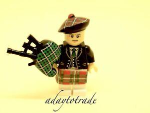 LEGO-Collectable-Mini-Figure-Series-7-Bagpiper-8831-6-COL102-R91