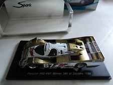 Spark 1/43 Porsche 962 #67 Winner 24h of Daytona 1989