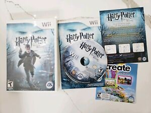 Harry Potter And The Deathly Hallows Part 1 Wii Game MINT DISC  Fast Shippin