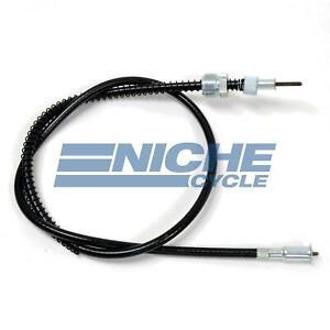 Tachometer Cable Kawasaki KZ 1000 D Z1R,KZ 400 H Parts Unlimited 54018-1008