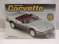 Mpc Chevrolet Corvette Roadster Model Kit 1:25 Scale (517h) 6213