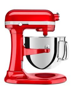 KitchenAid-ProLine-KSM7581ACA-Bowl-Lift-Stand-Mixer-Candy-Apple-Red