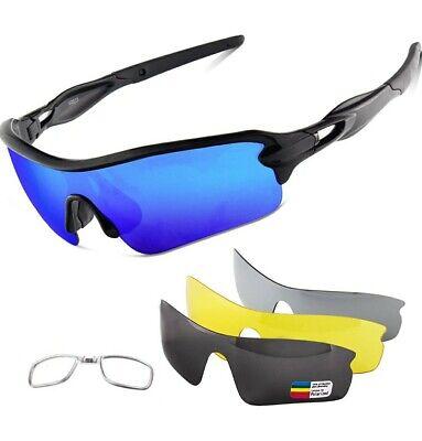 NEW Smith Tempo sunglasses Black Photochromic AUTHENTIC $199 interchangeable set
