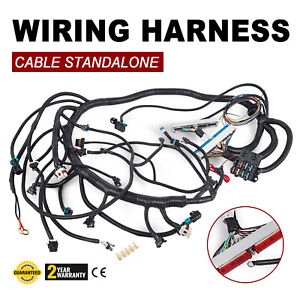 Details about 1997-2006 DBC LS1 STANDALONE WIRING HARNESS T56 or Non-Electric on