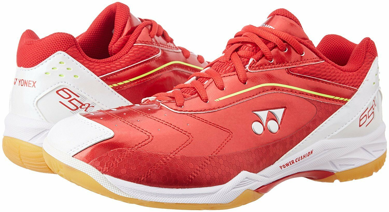 NEW YONEX BADMINTON SHB-65AW BADMINTON YONEX Schuhe INDOOR ROT cbfe2b