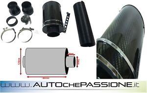 Kit-aspirazione-Performance-Kit-Simil-Cda-carbon-look-filtro-aria-universale