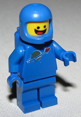 LEGO NEW BENNY MINIFIGURE FROM THE LEGO MOVIE SET 70816 BENNYS SPACESHIP