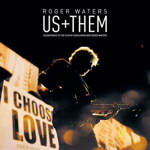 Roger Waters - Us + Them - New Blu-ray - Pre Order - 2nd October