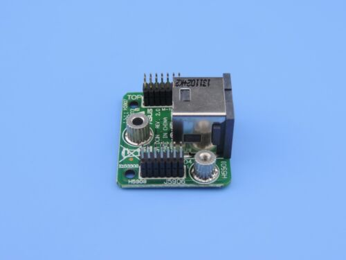 T4010H NEW DC In Power Jack Board for Asus G750JZ