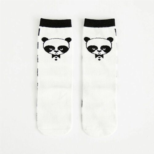 New Panda Pattern Tights For Age 1-4 Years Baby Kids Toddlers Knee High Socks