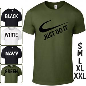 Fishing T Shirt T-Shirt Carp Fishing Tee Perfect Gift With Free Carp Sticker-JDI