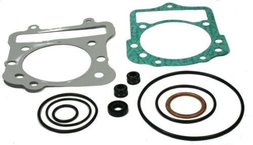 Top End Gasket Set w// Valve Seals 1999 2000 2001 2002 Kawasaki Prairie 300 4x4