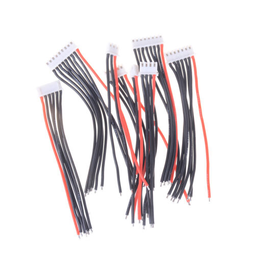 2//3//4//5//6//7//8//9//10S 1P Balance Charger Cable 22 AWG Silicon Wire JST XH Plu P Kj