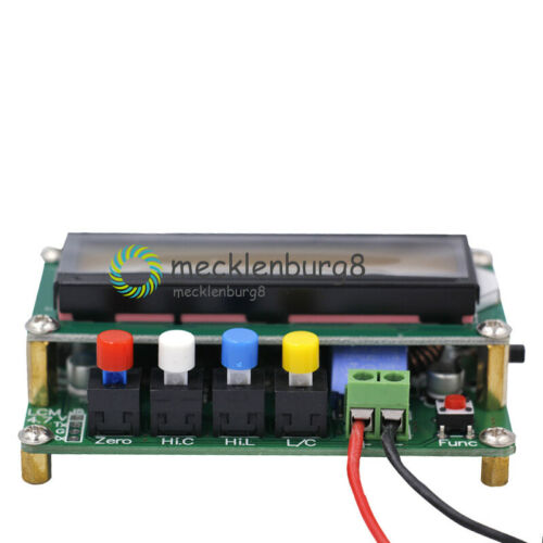 1X LC100-A High Precision Digital Inductance Capacitance L//C power Meter Board