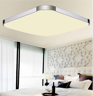 18W LED Flur Decken Lampe Bad Wohnzimmer Küchen Leuchte Kronleuchter warme Licht