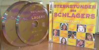 "TIME LIFE  - STERNSTUNDEN DES SCHLAGERS - Ausgabe  "" Party Hits "" (2 CD's)"