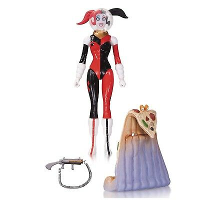 DC Icons Designer Series Conner Superhero Harley Quinn Action Figure NEW Toys