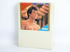 Sega-Mark-III-ROCKY-Cartridge-Only-Japan-Game-m3c