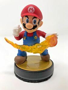 Image Is Loading Fireball Mario Amiibo Super Smash Bros Series Nintendo