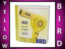 Conair Babyliss Pro 1875 Watt Yellow Bird Ceramic Hair Dryer 6 Heat Yb075