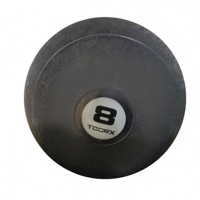 Slam Ball Antirimbalzo Toorx Diam. 23 cm da 2 a 10 Kg AHF-048 Slam-Ball