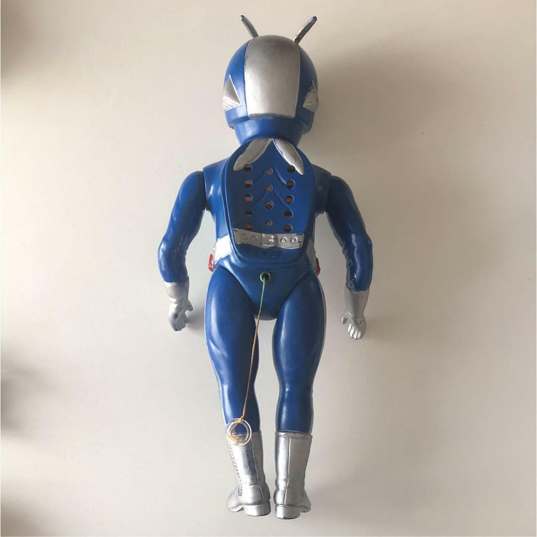 Masudaya Masked Kamen Rider Talking Figure 70's 70's 70's Vintage Rare From JAPAN F/S 74a982