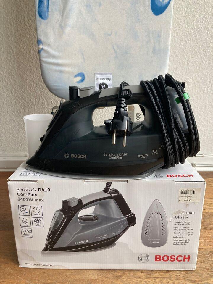Strygejern, Bosch Sensixx'x. Da10 CordPlus 2400W max